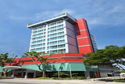 ベイビューホテル シンガポール