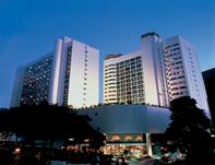 オーチャードホテル シンガポール