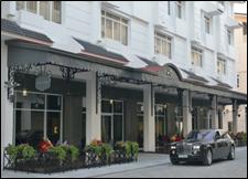 パラダイスホテル