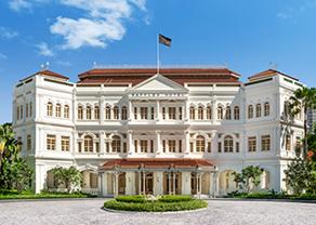 ラッフルズホテル シンガポール