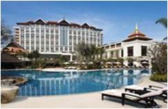 シャングリラ ホテル チェンマイ