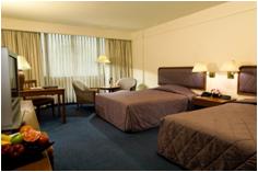ツインタワーズ ホテル バンコク
